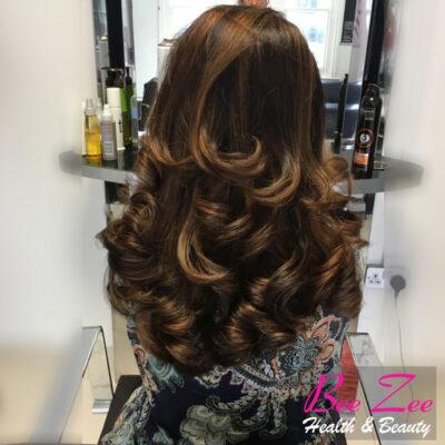 Samana Hair